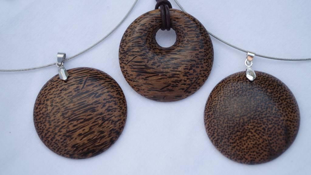 pendentif palmier
